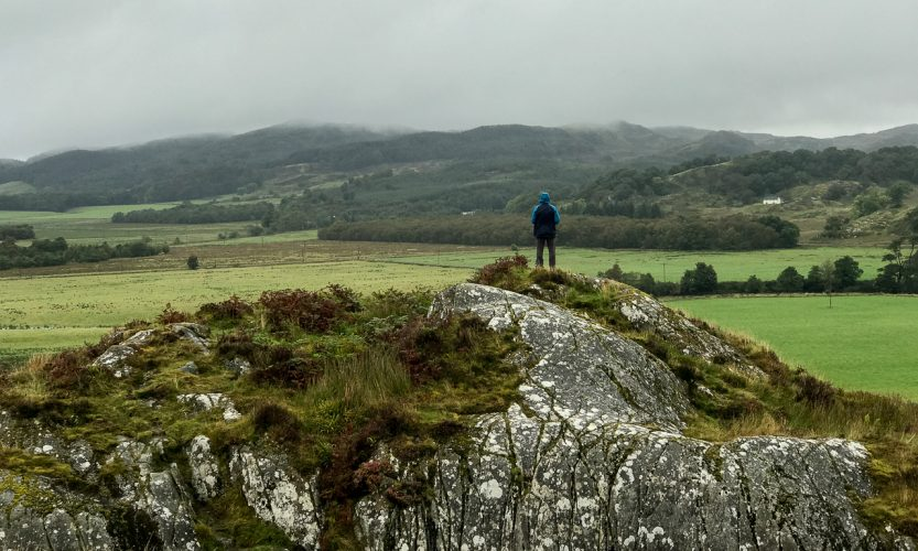 Dunadd Fort – Kilmartin Glen - Gallery Slide #8